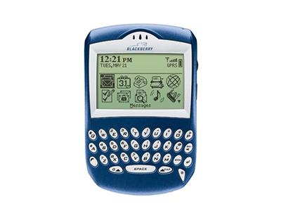 BlackBerry 6230 entsperren