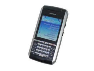 BlackBerry 7130v entsperren