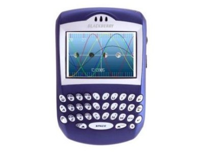 BlackBerry 7280 entsperren