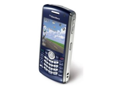 BlackBerry 8100m Pearl entsperren
