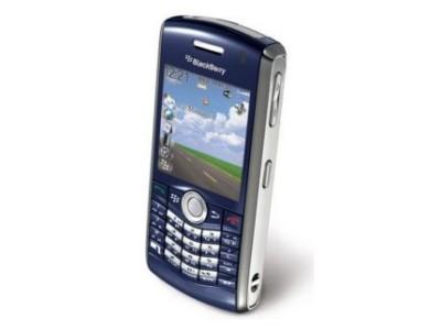 BlackBerry 8110 Pearl entsperren