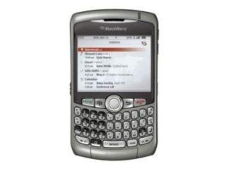 BlackBerry 8310 Curve entsperren