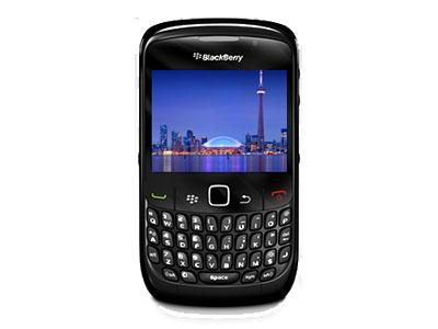 BlackBerry 8500 Curve entsperren