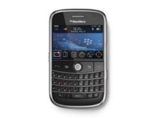 BlackBerry 9000 Bold entsperren
