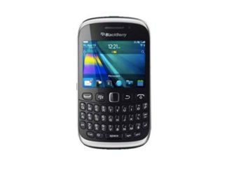 BlackBerry 9315 Curve entsperren