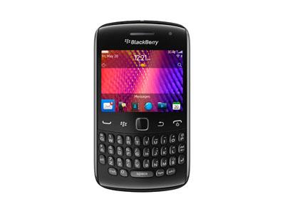 BlackBerry 9350 Curve entsperren