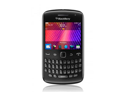 BlackBerry 9360 Curve entsperren