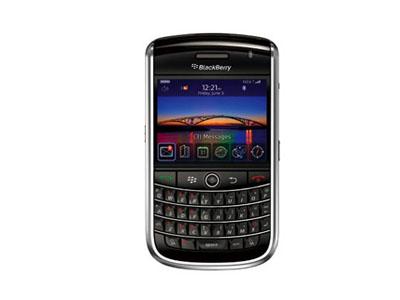 BlackBerry 9600 Bold entsperren
