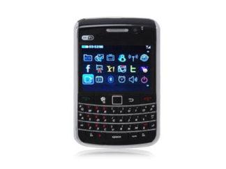 BlackBerry 9650 Bold entsperren