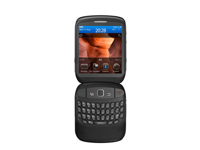 BlackBerry 9670 Style entsperren