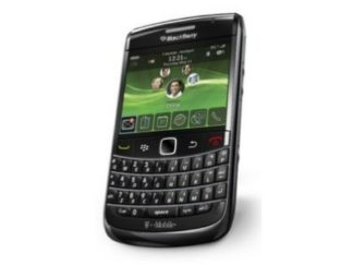 BlackBerry 9700 Bold entsperren