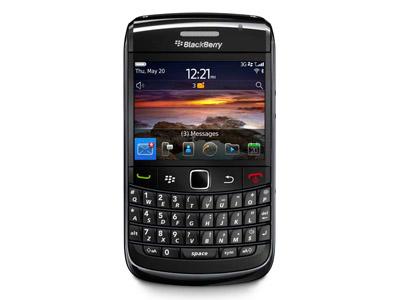 BlackBerry 9780 Bold entsperren