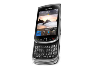BlackBerry 9800 Torch entsperren