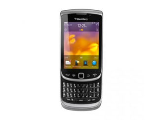 BlackBerry 9810 Torch entsperren