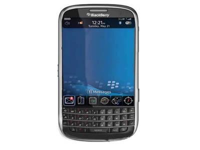 BlackBerry 9900 Bold entsperren