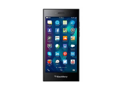 BlackBerry Leap entsperren