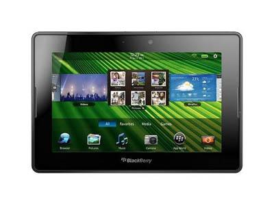 BlackBerry Playbook entsperren