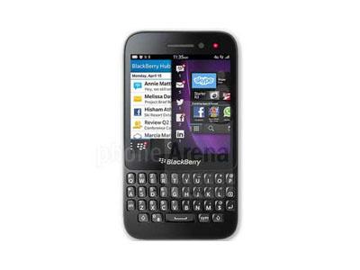 BlackBerry Q5 entsperren