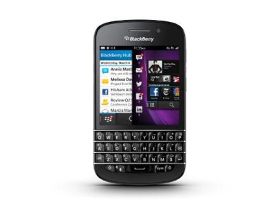 BlackBerry Q10 entsperren