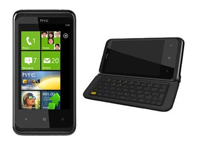 HTC 7 Pro entsperren