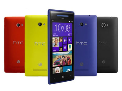 HTC 8X entsperren