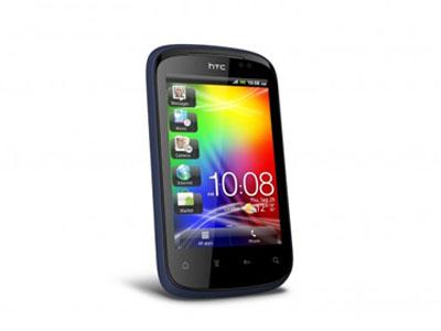 HTC Explorer entsperren