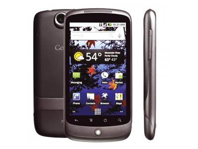 HTC Google Nexus one entsperren