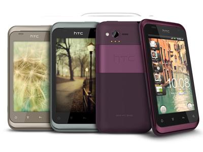 HTC Rhyme entsperren