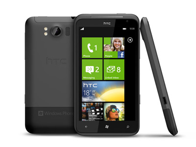 HTC Titan entsperren