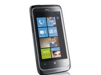 HTC Trophy 7 entsperren