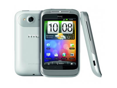 HTC Wildfire S entsperren