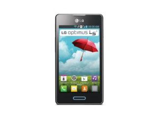 LG E460 Optimus L5 2 entsperren