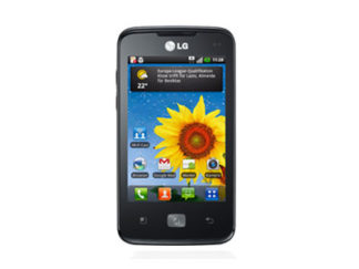 LG E510 Optimus Hub entsperren