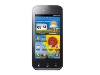 LG E730 Optimus Sol entsperren