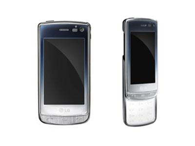 LG GD900 Crystal entsperren