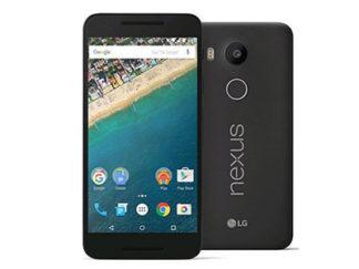 LG H791 Nexus 5X entsperren