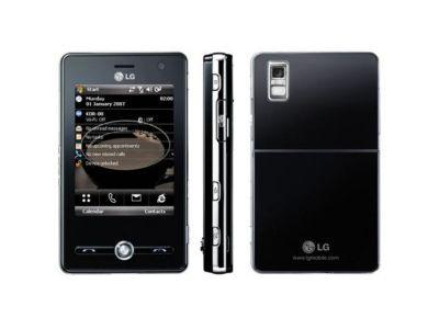 LG KF900 Prada II entsperren
