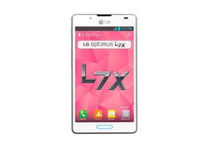 LG P714 Optimus L7X entsperren