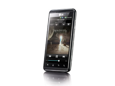 LG P920 Optimus 3D entsperren