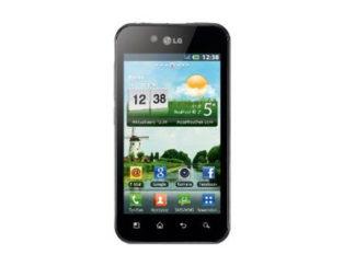 LG P970 Optimus Black entsperren