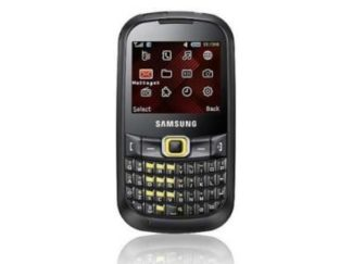 Samsung GT-B3210 CorbyTXT entsperren