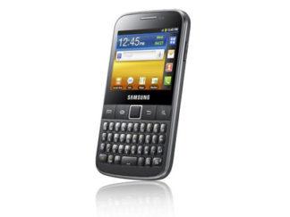 Samsung GT-B5510 Galaxy Y Pro entsperren