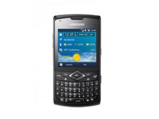 Samsung GT-B7350 Omnia Pro 4 entsperren
