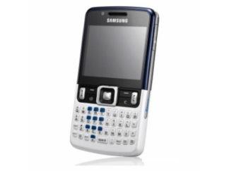 Samsung GT-C6620 entsperren