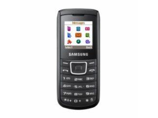 Samsung GT-E1070 entsperren