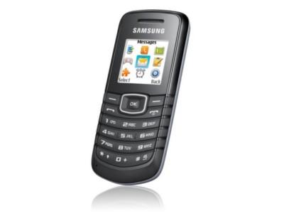 Samsung GT-E1080 entsperren