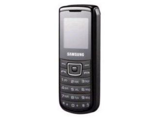 Samsung GT-E1100 entsperren