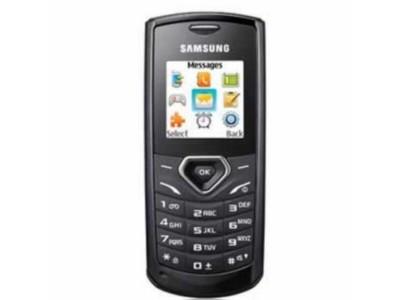 Samsung GT-E1170 entsperren