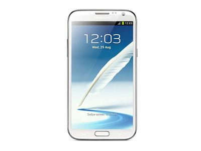 Samsung GT-N7100 Galaxy Note 2 entsperren