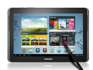 Samsung GT-N8000 Galaxy Note 10.1 entsperren